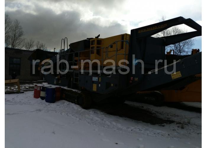 Конусная дробилка tesab 1200tc бу ксд-600.комплект бронзовых втулок.цена