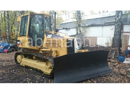 Бульдозер CATERPILLAR	D4G XL