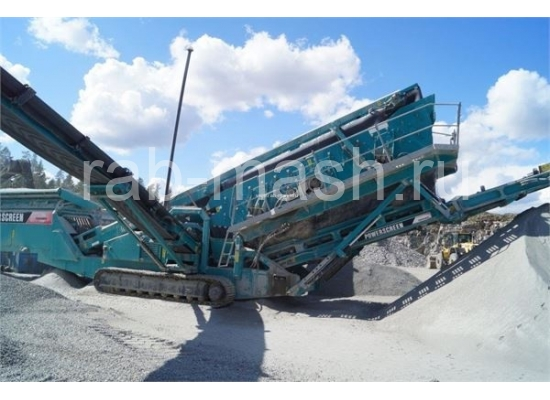 Грохот Powerscreen\Powerscreen Chieftain 2100Х